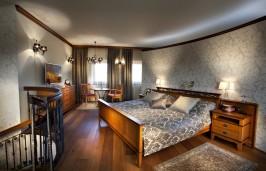 2 lůžkový VIP apartmán